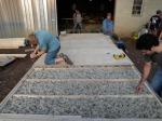 Floor taking shape!
