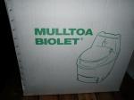 The Biolet 10 Standard Composting Toilet
