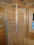 Entry closet done!