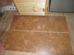 Bare Naked Cork Flooring, style: Abasing.