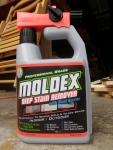 Mold / Mildew treatment.