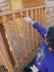re-applying on the deck spindles.  They took a mold beating...